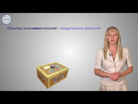 Русский 7 класс. Действительные и страдательные причастия