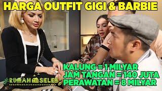 Bikin Kaget! Harga Outfit Gigi Dan Barbie Bermilyar Milyar