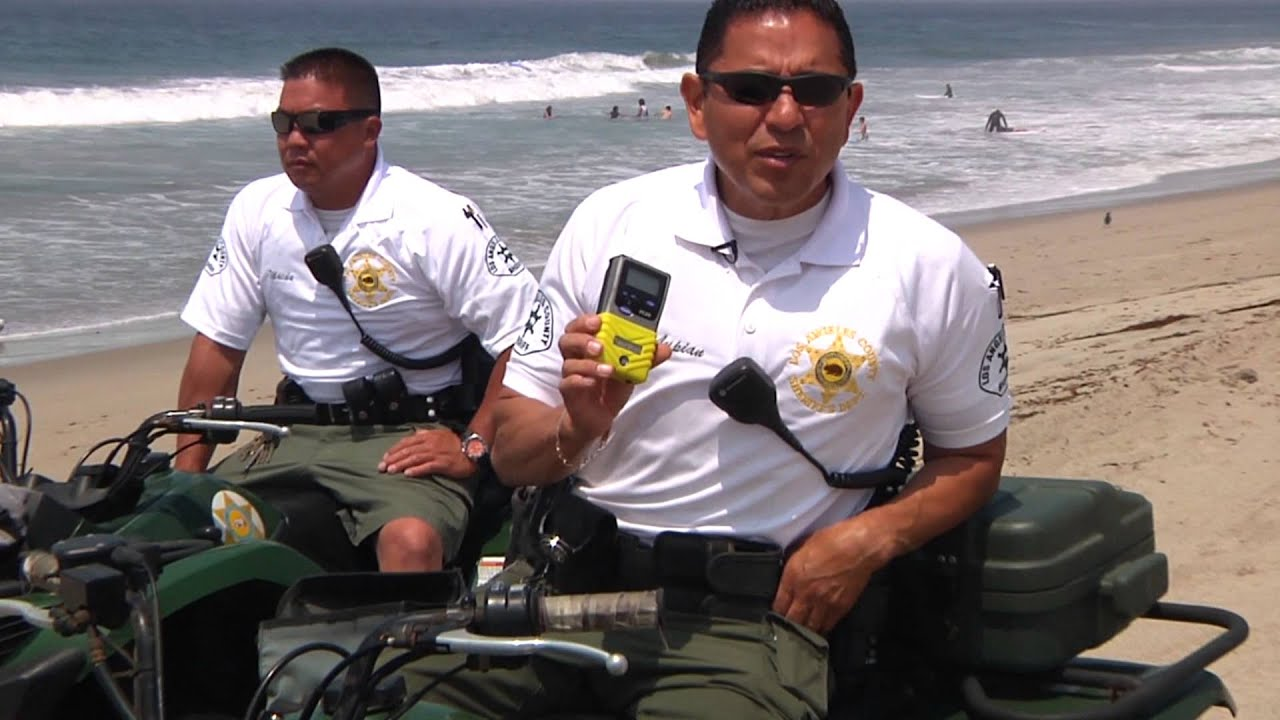 lasd update malibu summer beach team and stanley mosk courthouse