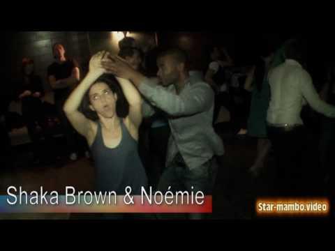 Shaka Brown & Noémie