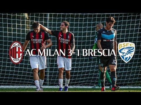 Highlights | AC Milan 3-1 Brescia | Pre-season friendly 2020/21
