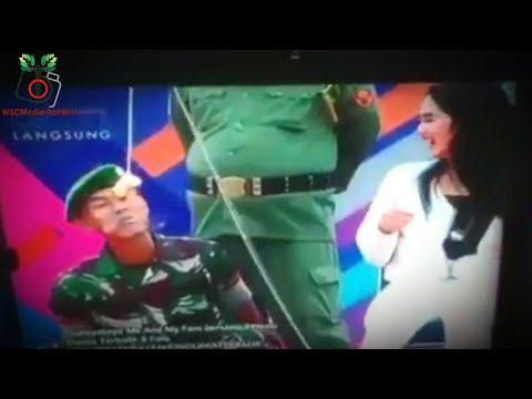 Acara TV Swasta Diduga Melecehkan Personel Tentara dalam Kemartabatan
