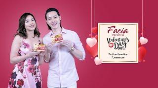 Facia Premium Valentine's Day Vlog with  Thu Rayn Kyaw Moe & Christina Lim