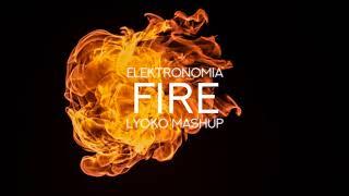 Elektronomia - Fire (Lyoko Mashup)