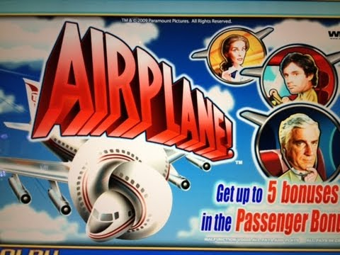 airplane slot machine videos of big bucks