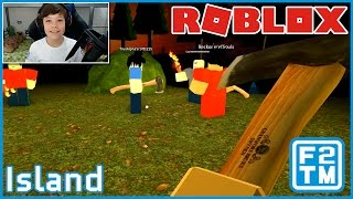 Roblox Island - HYPER SCARY ROBLOX ISLAND!!!