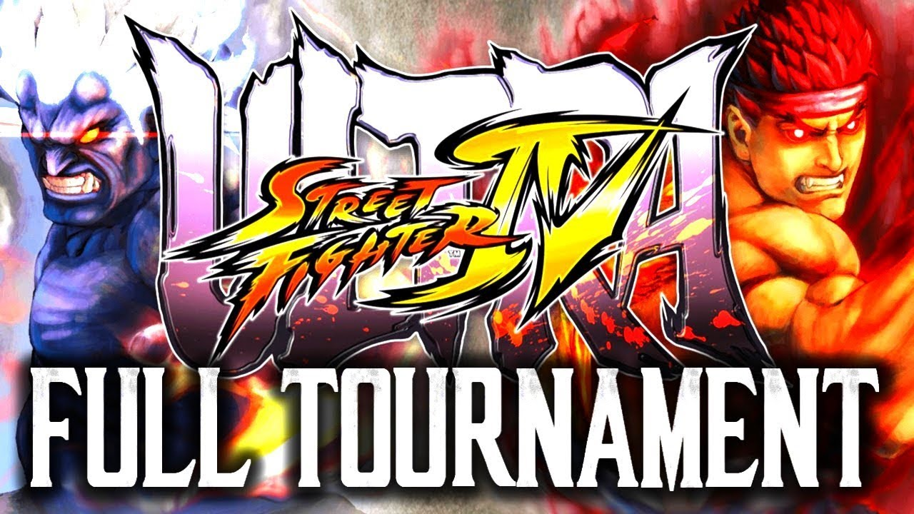 Ultra Street Fighter IV: Stun City 2018 - Full Tournament! [TOP8 + Finals]