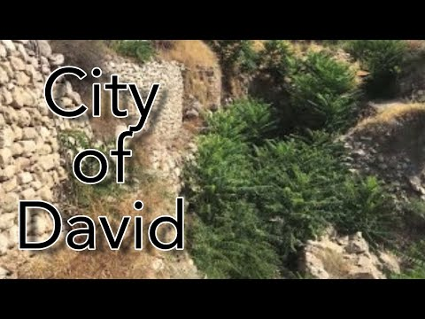 CITY OF DAVID - JERUSALEM - Biblical Israel Ministries & Tours