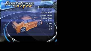 jugando final drive nitro