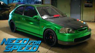 NEED FOR SPEED 2015 -TUNANDO O PRIMEIRO CARRO! #02