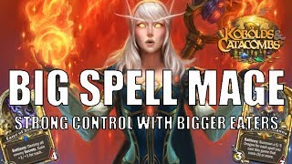 Big Spell Mage | Eating Secrets and Control | Kobolds and Catacombs
