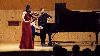 Wieniawski: Polonaise in D Major, Op. 4 - Aram Kim