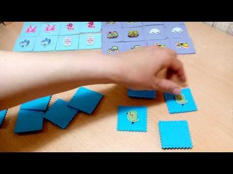 Как играть в игру память.  Мемори