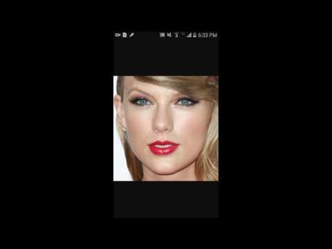 Taylor Swift makeup tutorial