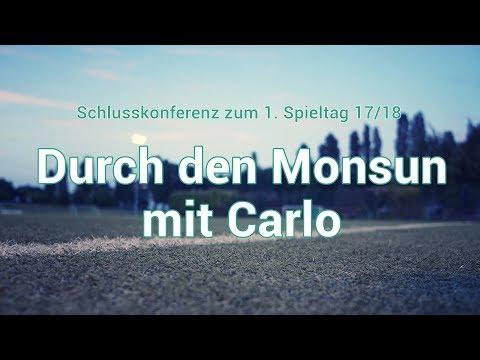 1. Spieltag: Durch den Monsun mit Carlo Ancelotti