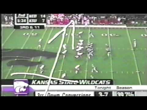 Kansas State 29 - Nebraska 28 (2000)