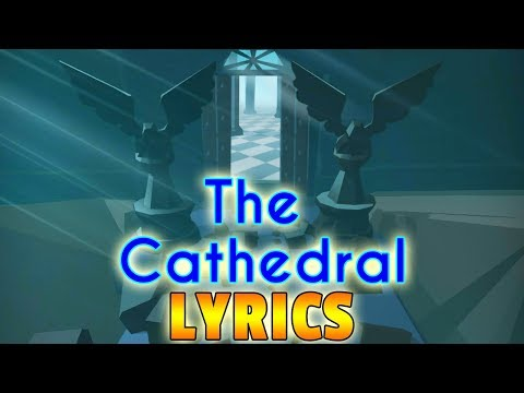 Dancing Line - The Cathedral: Lyrics