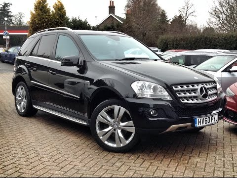 Mercedes-Benz M Class 3.0 ML350 CDI  for Sale at CMC-Cars, Near Brighton, Sussex