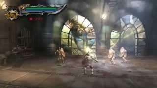 PCSX2 Emulator 1.2.1   God Of War II [1080p HD]   Sony PS2