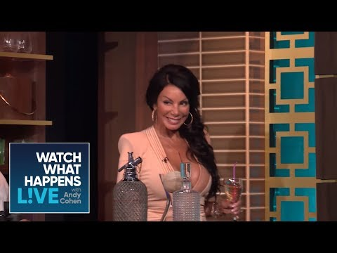 Real Housewife Danielle Staub Has Finally Returned | RHONJ | WWHL