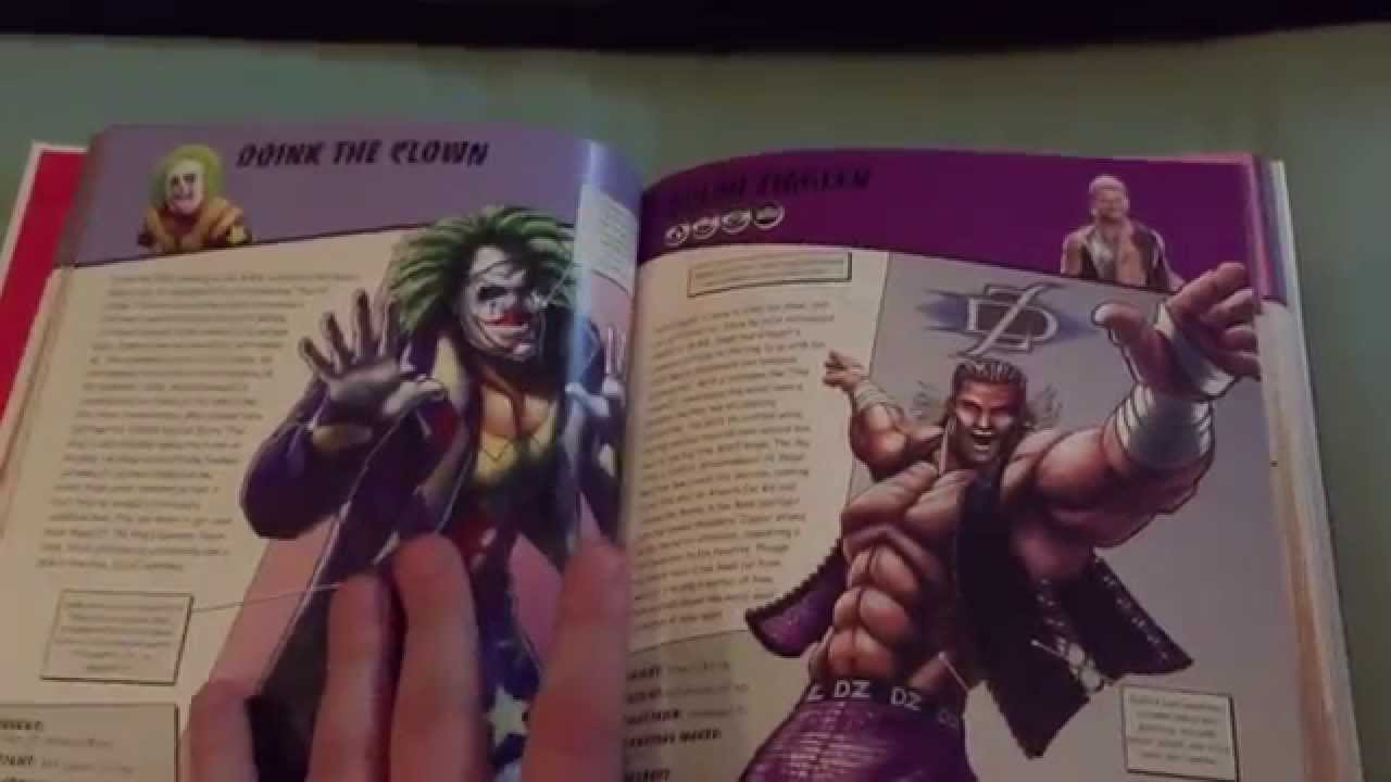 WWE Ultimate Superstar Guide - Book Review