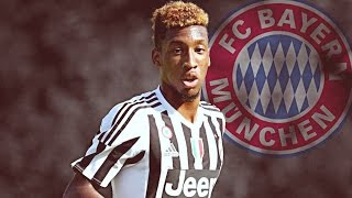 Kingsley Coman - Welcome to Fc Bayern München 2015 |Juventus FC. 2014/2015HD