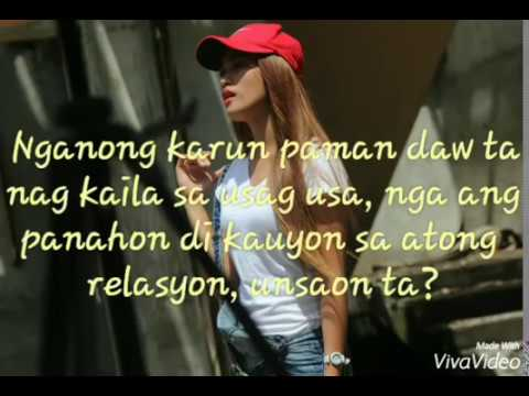 Tagong Gugma (secret Love Song Bisaya Version) W/ Lyrics