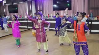 Light Weight | Kulwinder Billa | Kids Bhangra Dance Performance | Step2Step Dance Studio | Mohali