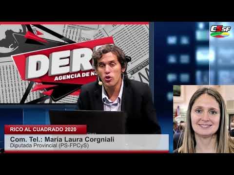 Corgniali: La Ley plantea un fuerte endeudamiento para Santa Fe