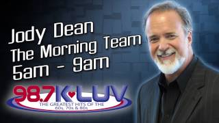 Owen Weber on Jody Dean and the Morning Team | KLUV 98.7