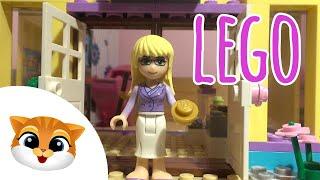 Przyjaciółki na zawsze #8 - Komedia o szkole | Lego Friends