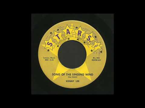 Kenny Lee - Song Of The Singing Wind - Country 45