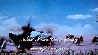 Joan Baez  - The Night They Drove Old Dixie Down (With Lyrics)
