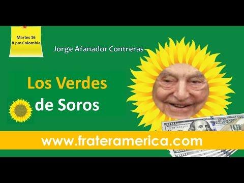 Programas Especiales - Los Verde$ de Soro$. 16-05-2017. Jorge Afanador Contreras