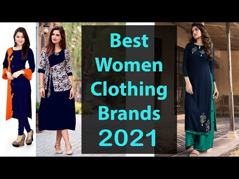 10 Best Women Clothing Brands in India 2020 - Top Female Clothing Brands in India 2020