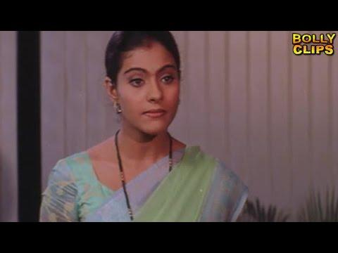 Comedy Scenes | Hindi Comedy Movies|  Kajol resign  | Hindi Movies