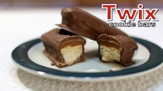 How to Make Twix Bars | Easy Twix Candy Bar Recipe (Trailer Version)