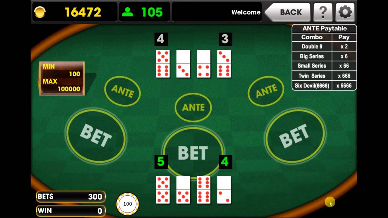problems with teen gambling