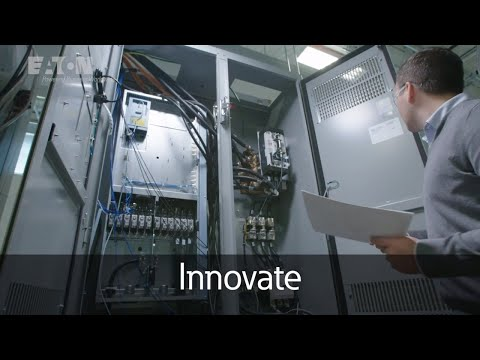 Eaton variable frequency drives - Demand more innovation