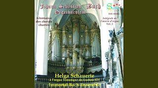 Orgelbüchlein: No. 11, Lobt Gott, Ihr Christen allzugleich, BWV 609
