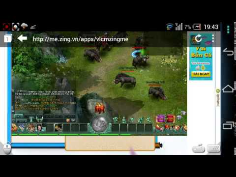 Vo lam chi mong choi tren android