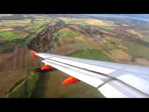 Inverness visual landing Jan 2014