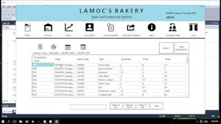 A simple sales and inventory system developed in vb.net oracle database 10g. if you want to get the source code, subscribe my channel first messag...