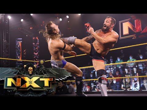 Kushida & Bobby Fish vs. Roderick Strong & Tyler Rust: WWE NXT, July 20, 2021
