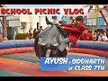 Dream World School Picnic Vlog by Ayush and Siddharth of Class 7th