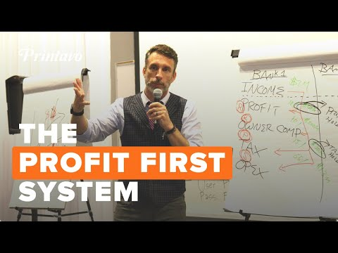 Profit First With Author Mike Michalowicz (Full Presentation ...
