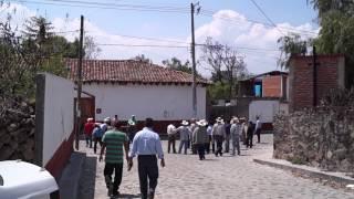 """BANDA LOS REYES DE LA NOCHE """" EL TORO PINTO """" IHUATZIO MICHOACAN"""