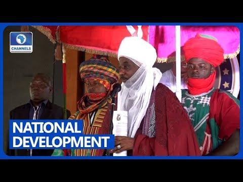 FULL VIDEO: Sanusi Accuses Northern Leaders Of Failing Region