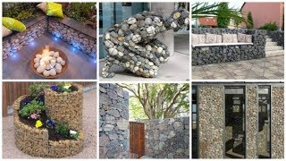 How | To | Use | Gabion | In | Creative | Way | 12 | Ideas