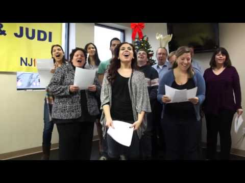 The 12 Days of Jersey,  NJ 1015s Christmas Choir